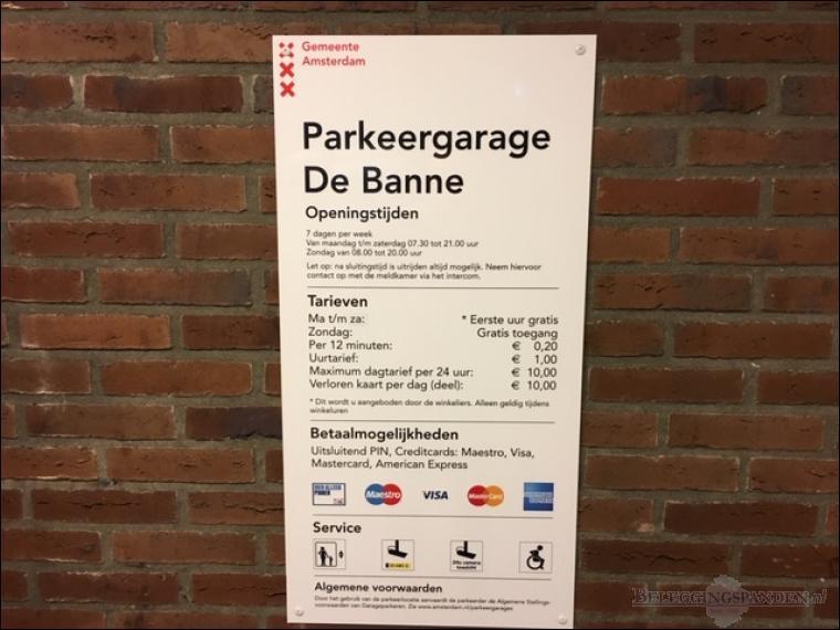 Amsterdam, Bezaanjachtplein 263