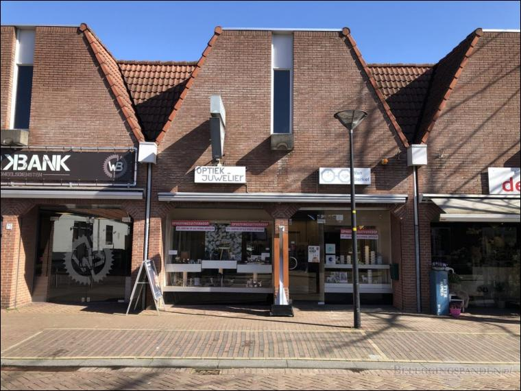 Dinxperlo, Hogestraat 75, 77 en 79