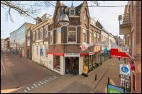 Zwolle, Roggenstraat 12 & Nieuwstraat 52A, 52B en 52C