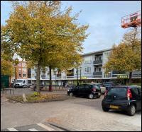 Dordrecht, Adelaarstraat 1-3 & Snipstraat 1
