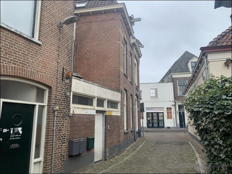 Zutphen, Spittaalstraat 29, 31 en 33 & Lievenheersteeg 2, 2A, 2B, 4A en 8