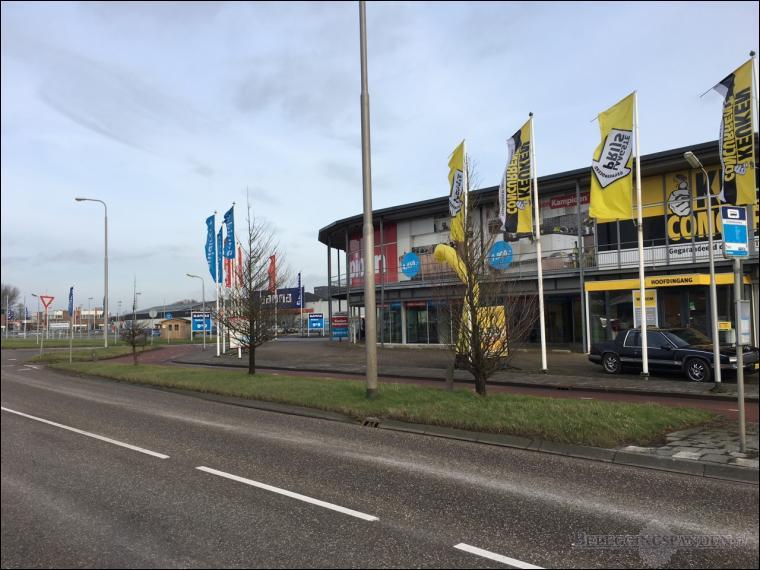 Leeuwarden, Schenkenschans 1