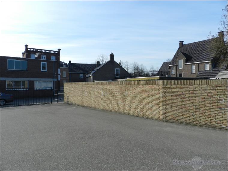 Parkeerplaats Albert Heijn