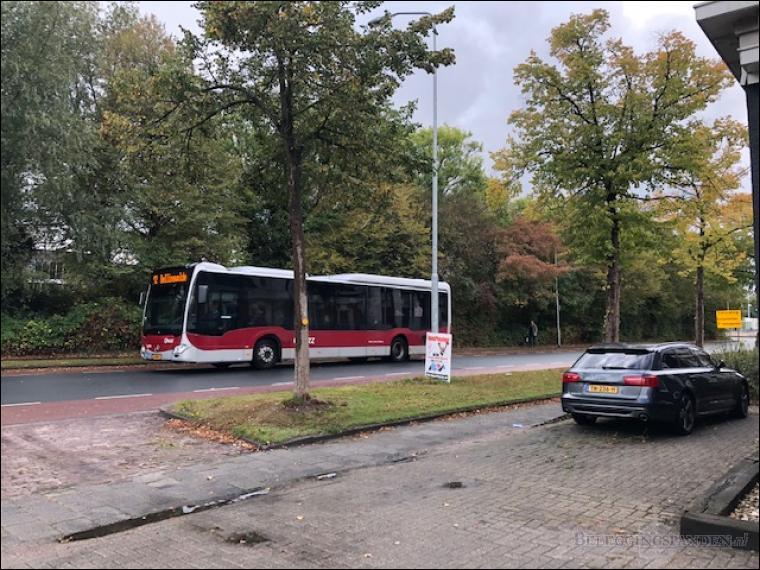 Winschoten, Stationsweg 1 en 1a