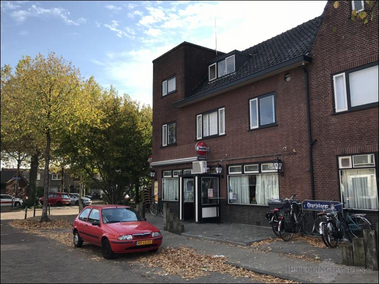 Breda, Magnoliastraat 1a en 1b