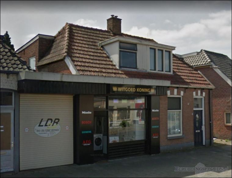 Almelo, Nieuwstraat 136